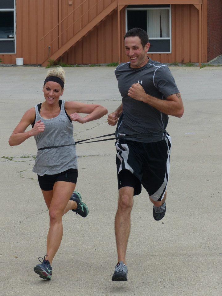 Running Davis
